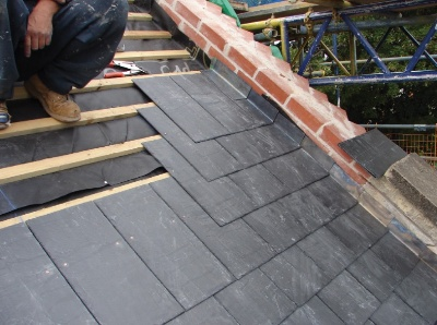 Ridge Tile Repair Dublin