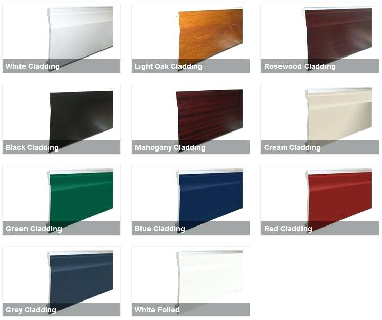 Square Guttering Colour Choices in Dublin